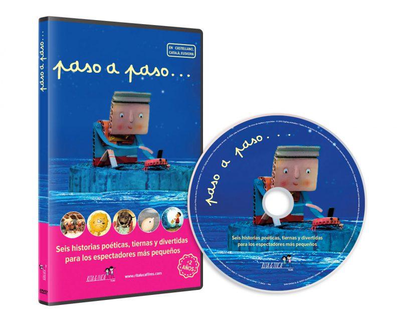 DVD PASO A PASO…