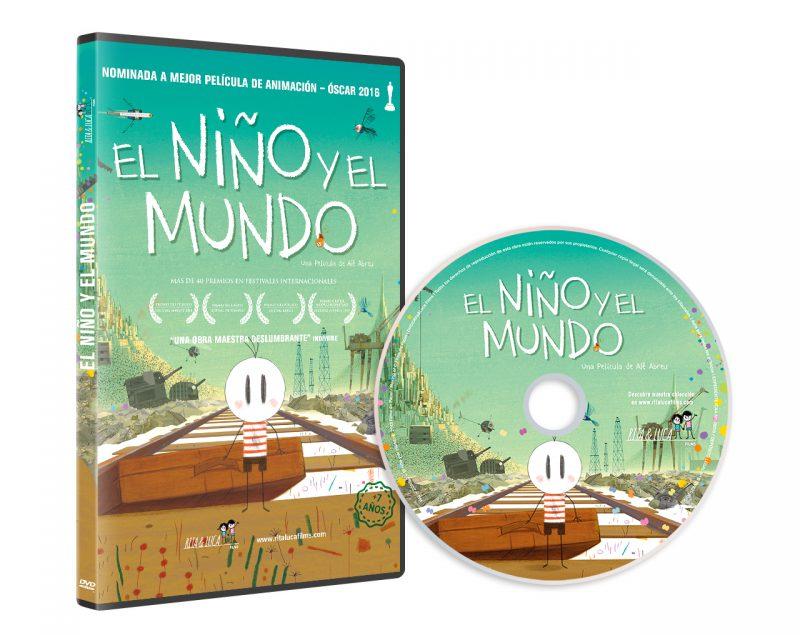 DVD EL NEN I EL MÓN