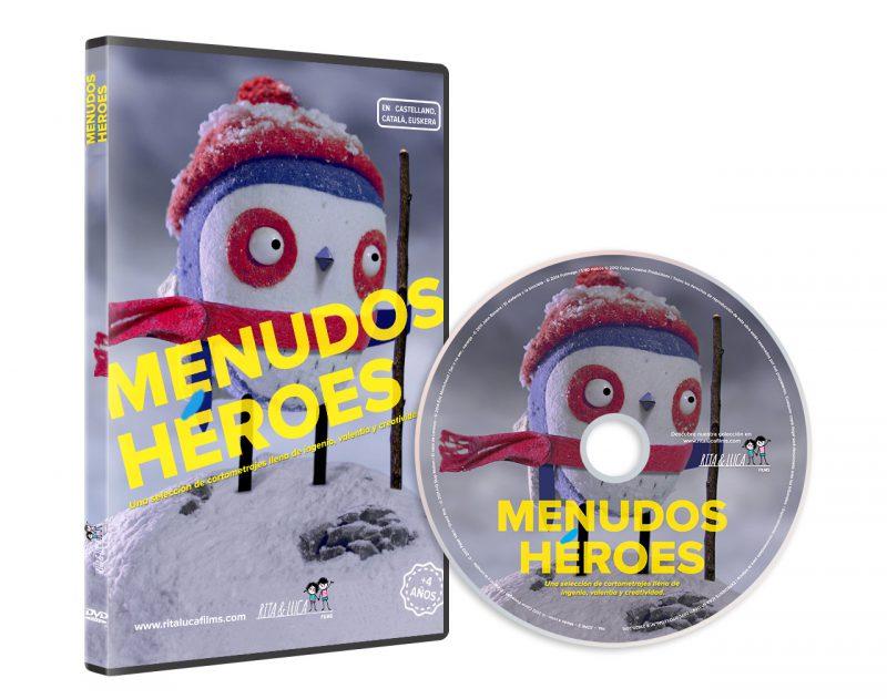 DVD PETITS HEROIS