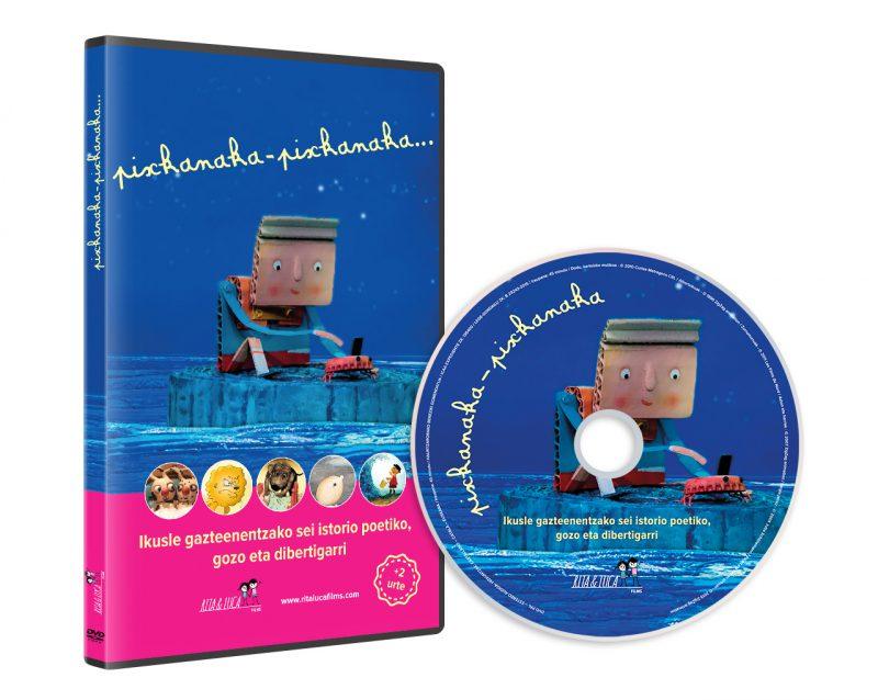DVD PIXKANAKA