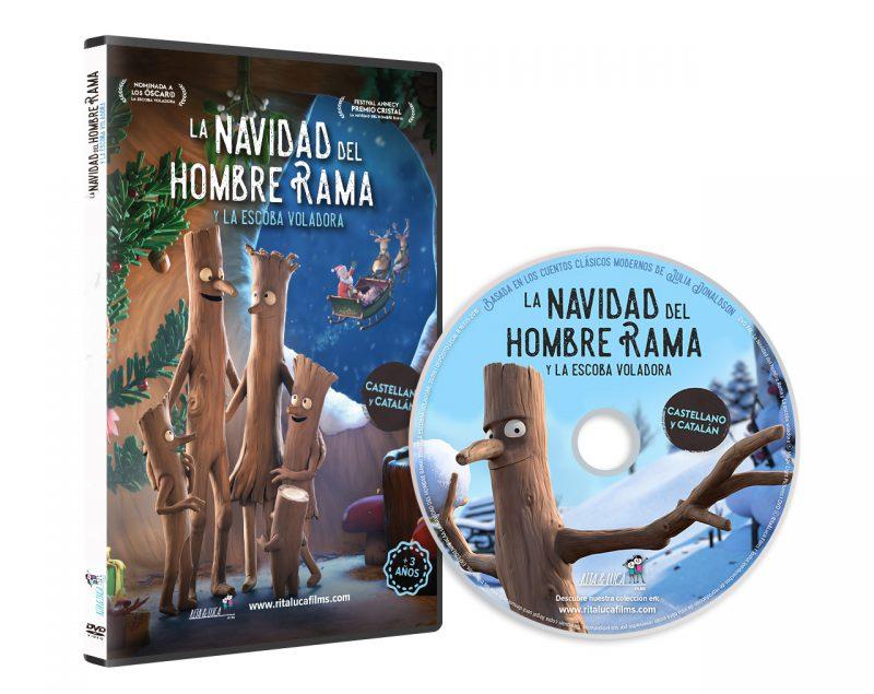 DVD LA NAVIDAD DEL HOMBRE RAMA