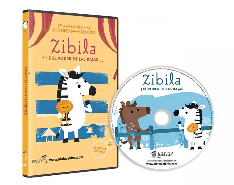DVD ZIBILA