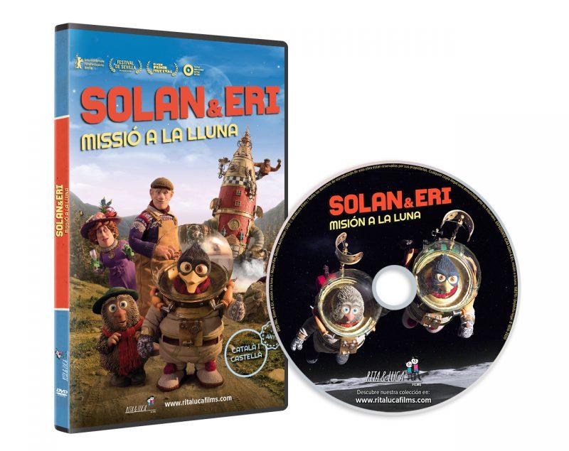 DVD SOLAN&ERI